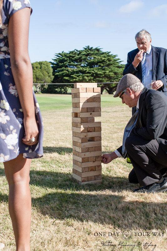 Garden Wedding Games Wedding Stylist Melbourne Event